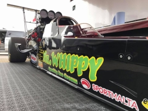 Drag Racing: Mr. Whippy Racing make it to the last 16 in Vegas