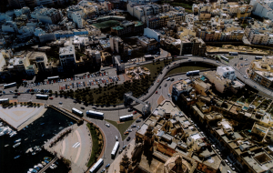 [PHOTOS] Msida Creek photomontages of proposed flyover