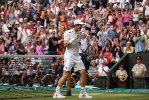 Murray favourite for Wimbledon title
