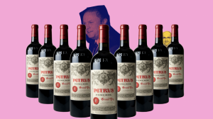 So why does a bottle of Petrus cost thousands of euros?
