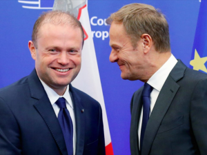 Europe's top posts and Muscat's chances