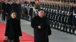 Kim Jong-un visits Chinese President Xi Jinping in unannounced visit