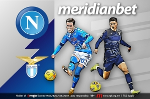 Napoli and Lazio face off in this Serie A match
