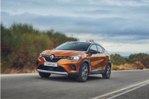 All-new Renault Captur comes with a fresh design, a smart cockpit and new technologies