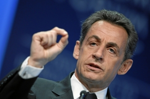 Former French President Nicolas Sarkozy says there is no evidence to Libyan funding accusations