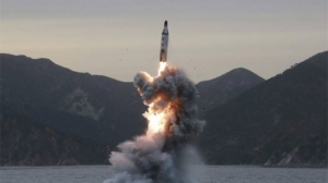 US missile defense test reportedly fails