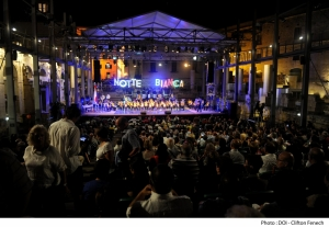 70,000 attend Notte Bianca events