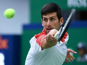 Shanghai Masters: Novak Djokovic through to final after beating Alexander Zverev