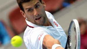 Andy Murray downed by Djokovic
