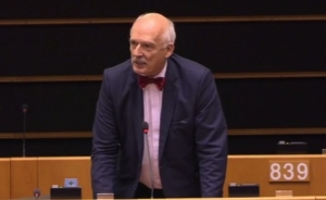 Polish MEP suspended without pay for saying women are less intelligent than men