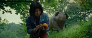 Film review | Okja: That'll do pig, that'll do