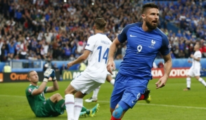 France demolish Iceland to reach semi-finals