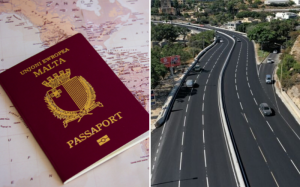 Majority disagree with sale of Maltese citizenship, show strong support for road widening