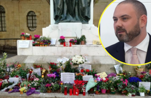 [WATCH] Owen Bonnici unapologetic about Daphne Caruana Galizia memorial cleanups