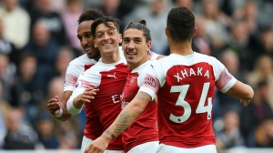 Arsenal register their third successive win