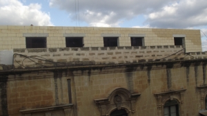 Valletta's historic landscape 'mutilated' by unauthorised rooftop additions