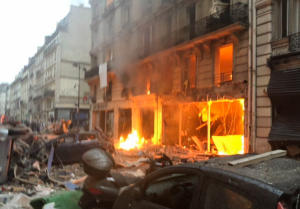 Updated| 2 dead in powerful Paris explosion, 47 injured
