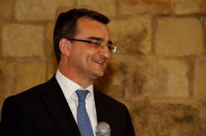 Paul Borg Olivier calls out 'childish' shifting of financial woes blame in PN