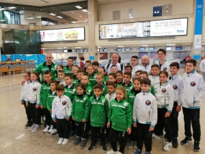 Malta youth karate team nabs 11 gold medals in UK championship