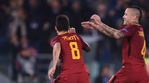 UEFA Champions League Results | Roma 3 – Chelsea 0