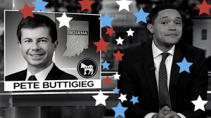 [WATCH] Trevor Noah's Daily Show: Maltese-American 'Pete Buttigieg is killing it in the polls'