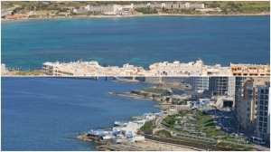 Chemical deterioration of Sliema to Mellieha coastline