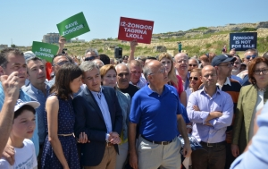 PN leader to join civil society's protest against Zonqor development