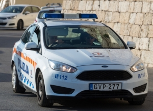 Man arrested after theft at Birkirkara store
