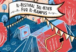 The Campus Book Festival is back for its fifth edition