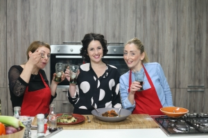 The Preca sisters are back on Gourmet Today