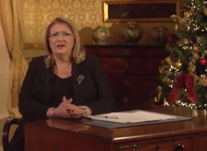 [WATCH] Stop blaming the poor, President says in final Christmas message