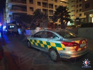 Teenage girl dies after falling off balcony in Sliema