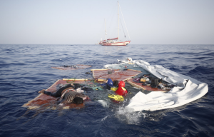 [WATCH] Spanish NGO hits out at Libyan coast guard for abandoning woman at sea
