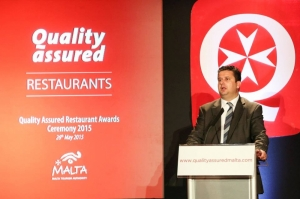 15 Gozitan restaurants receive Quality Assurance Award
