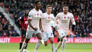 A late goal hands Manchester United the win at Bournemouth