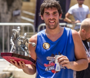 Basketball: Carles Teixido to represent Malta in the Red Bull King of the Rock in Taiwan
