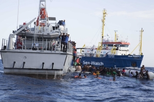 Sea Watch sues Italy for prohibiting rescued migrants from disembarking
