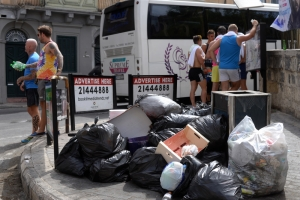 Local council cleansing services not keeping up with waste problem