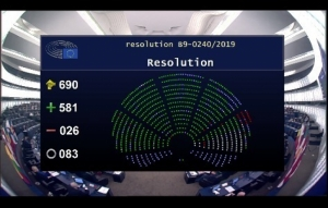 Joseph Muscat gets massive thumbs down in European Parliament
