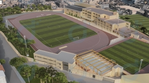 St Aloysius College and Vassallo Group announce plans for sports college