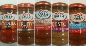 Sacla sauces recalled over possible presence of peanuts