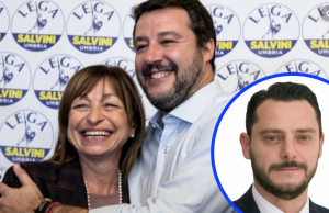 PN candidate called out by district rival for sympathising with Matteo Salvini