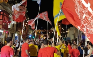 16 new COVID-19 cases, five linked to Santa Venera feast