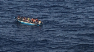 Migrants rescued in Maltese SAR stranded on ship outside Tunisia