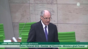 Scicluna rubbishes Opposition's 'ridiculous' arguments on deficit, debt