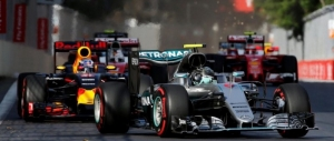 Rosberg wins the European GP