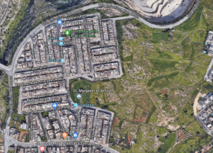 Planning Authority proposes Mosta public open space