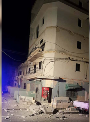 No one injured as three balconies collapse in Marsaskala