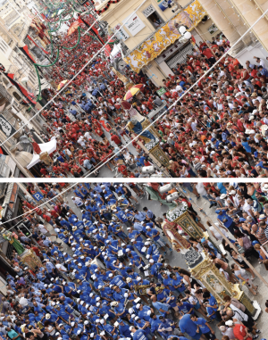 Hamrun's polite rivalry: Inside Malta's noisiest and most contested of festas