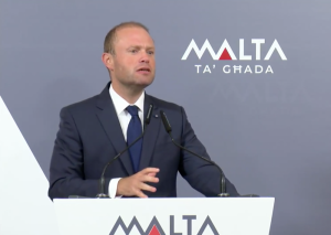Muscat likens Busuttil's Egrant conviction to flat-earth beliefs